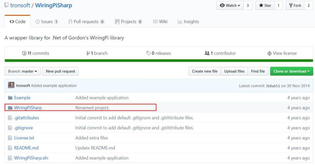 树莓派等ARM开发板C#GPIO控制(.NET Core)插图