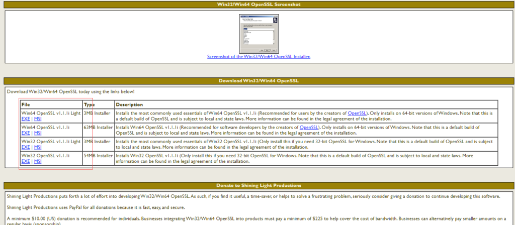 IdentityServer4证书创建插图